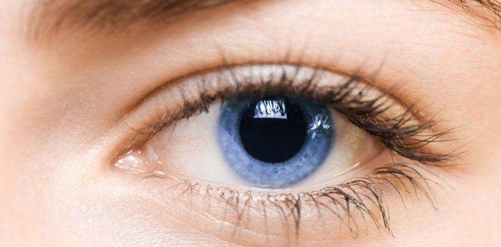 Jakie kolczyki pasują do niebieskich oczu?